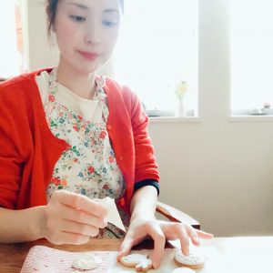 essence ring 代表 クッキーアーティスト、アイシングクッキー講師 市川麻美