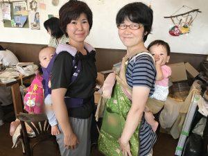 抱っこ紐の正しい使い方も習える産後教室 @ こびとのすみか | 岐阜市 | 岐阜県 | 日本